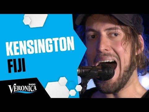 KENSINGTON - FIJI //Live bij Giel - Radio Veronica