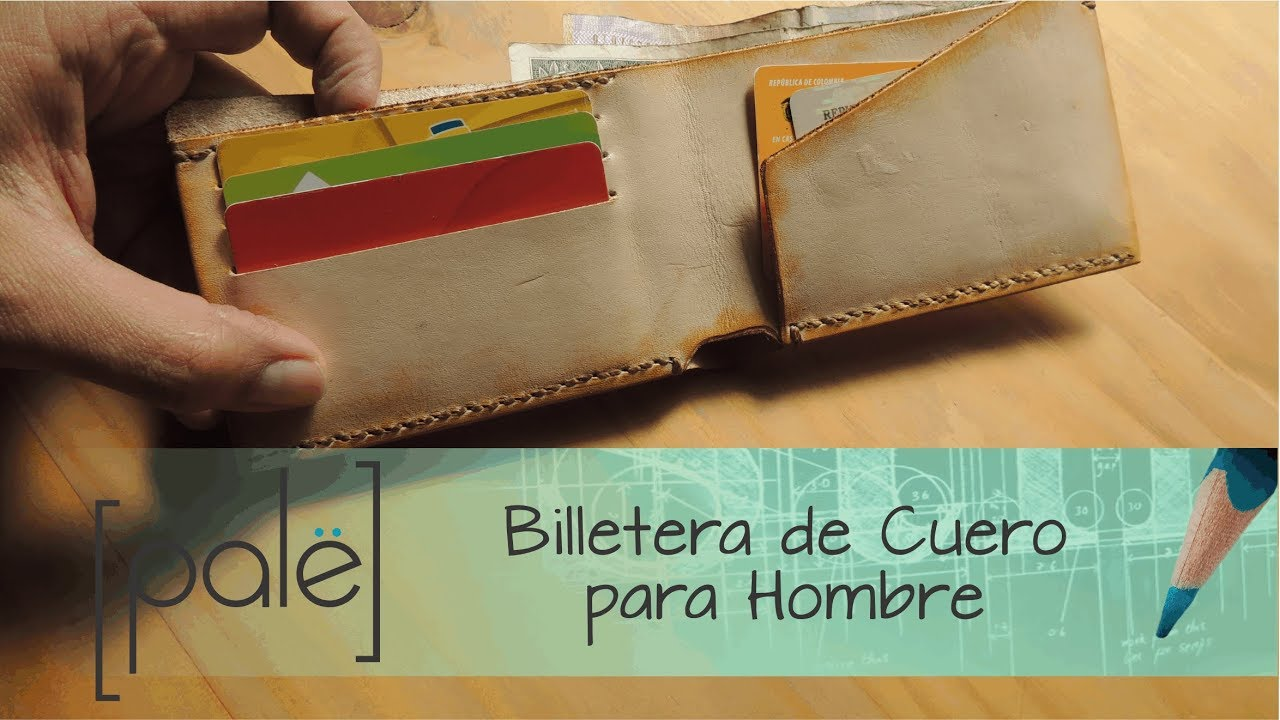 39004db8550d Wallet for men (free patterns leather)