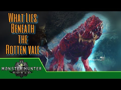 Monster Hunter World - To The Bottom of the Vale! - Slaying the Odogaron - Ep12 thumbnail