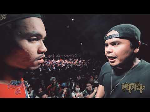 FlipTop - Batang Rebelde vs Fukuda