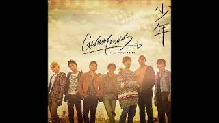GENERATIONS from EXILE TRIBE 回転 cover