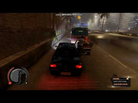 SLEEPING DOGS | DEFENITIVE EDITION | HIJACKING THE TRUCK
