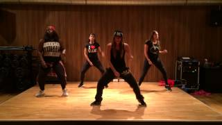 Veronica Vega ft. Pitbull - Wicked. ( Sanna Lotze Zumba Choreo )