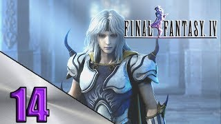 FINAL FANTASY 4 WALKTHROUGH PART 14 FOMOS PARA LUA