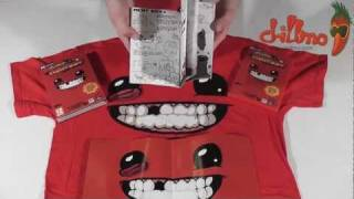 Super Meat Boy Ultra Rare Edition Unboxing