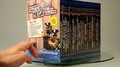 Unboxing: Bud Spencer & Terence Hill 20 Blu-ray Mega Collection (deutsch)