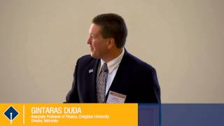 The 2013 U.S. Professors of the Year Awards - National Winner Gintaras Duda