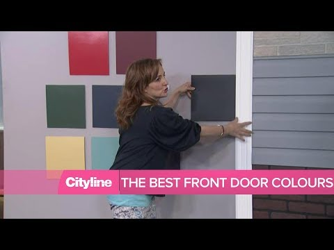 8 Front Door Colors To Instantly Increase Your Curb Appeal
