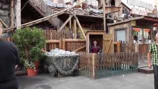 # 8 Кирмис - Парк развлечений в Германии(Аттракционы в передвижном парке развлечений Кирмис. Интересные карусели и аттракционы., 2014-08-16T06:02:37.000Z)