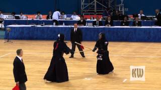 SportAccord: D.Yang vs. Teramoto
