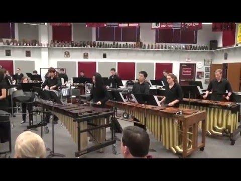 Percussion Chamber Music Festival 2/20/2016 - Italian in Algiers (Rossini)