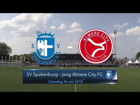 Samenvatting SV Spakenburg - Jong Almere City FC | Spakenburg TV