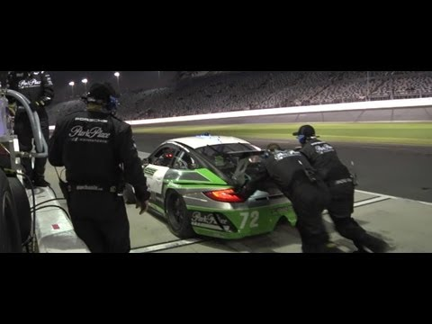 Porsche at Daytona 2013: Start your engines