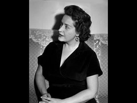 """Nan Merriman: """"Tirana del caramba"""" - LIVE '58!"""