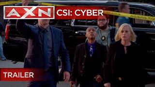 AXN | CSI: Cyber - Nova Série - Trailer