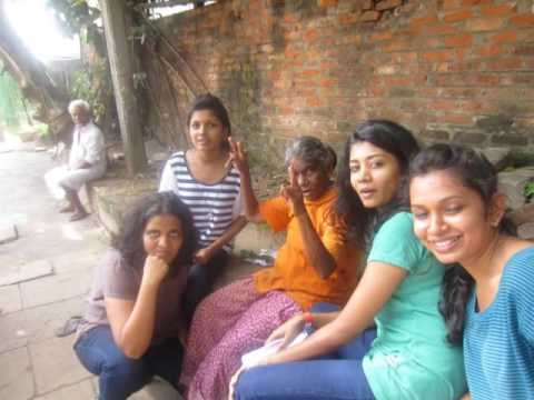 beautiful girls of Colombo in Sri Lanka