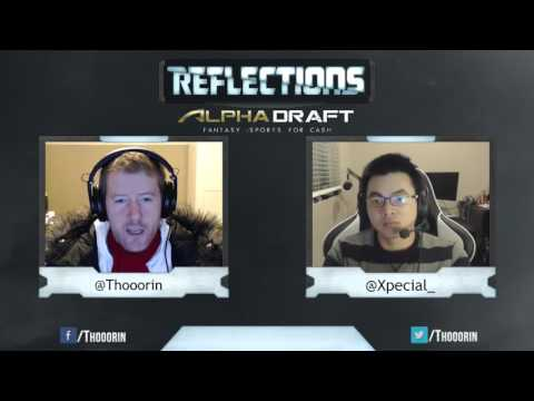 'Reflections' with Xpecial