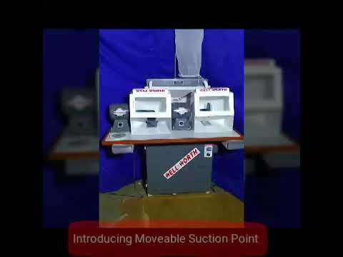 2019's Well Worth Polishing with Moveable Suction & Oultet Leak Detector