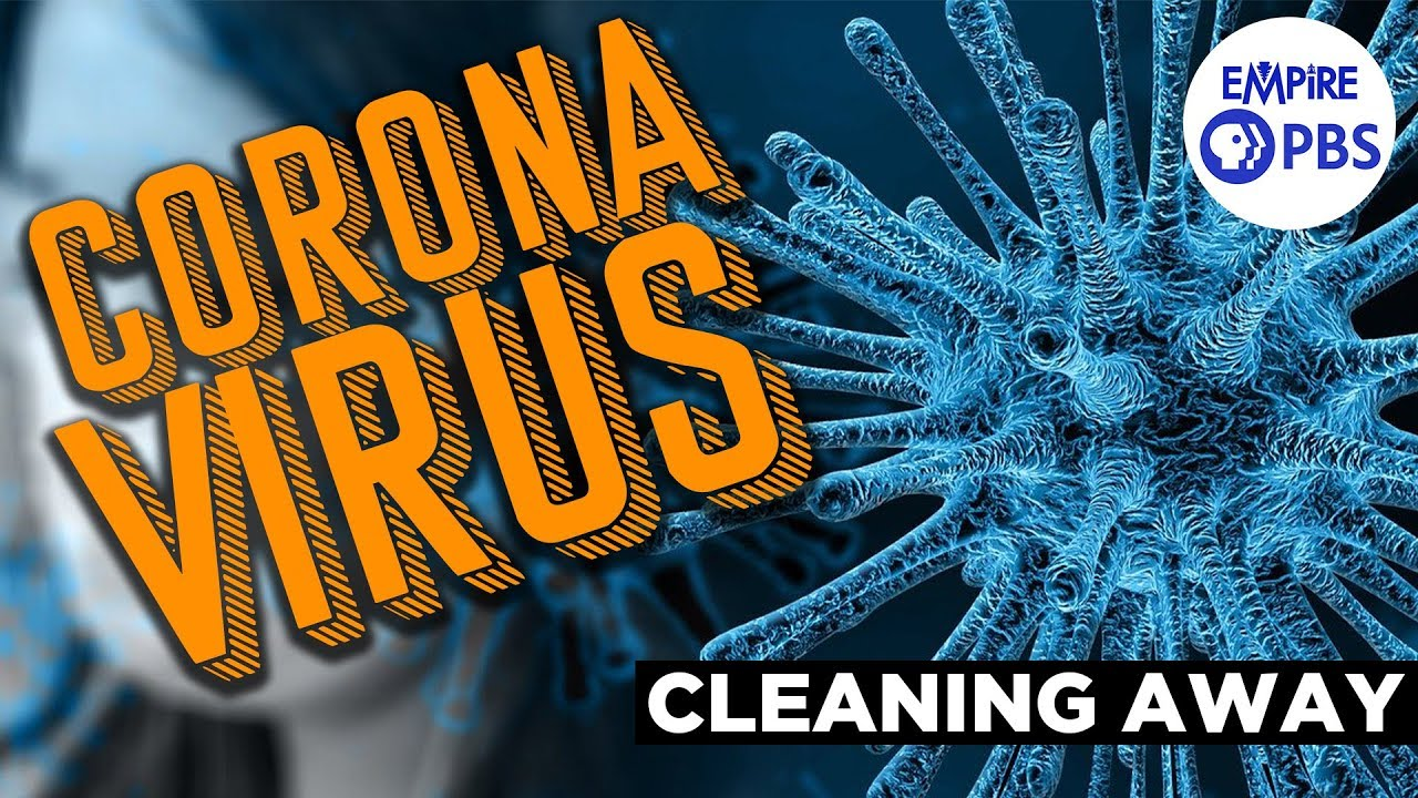 Coronavirus | Cleaning Away