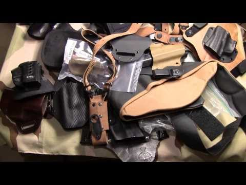 CCW holsters.. What works & What does not