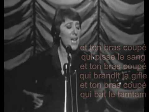 Hélène Martin - La ballade de Bessie Smith (Fine Fleur 1967)