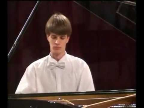 Alexander Sinchuk. Rimsky-Korsakov - Rachmaninov Flight of the Bumble Bee. Daisies, prelude op.23-2