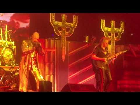 Judas Priest (Metal Gods/Breaking The Law) W/ Glenn Tipton Live Veterans Memorial Collessium 4/17/18