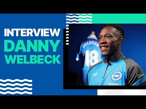 Danny Welbeck Signs for Brighton & Hove Albion