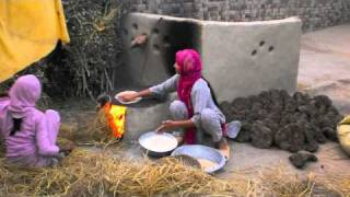 Village Verve - (A Day in the life of a villager)  By Fatima Aslam