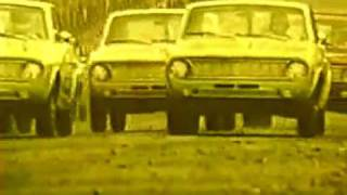 Comercial Ford Corcel - A Corrida (1970)