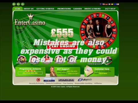 Online Free Casino Tips and information