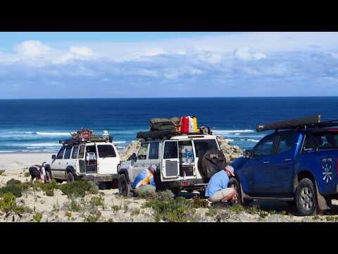 Coastal Overland Adventure  WA Camping Adventures