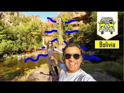 Roboré, mejor destino en Santa Cruz? 😻 | Bolivia | Episodio #70