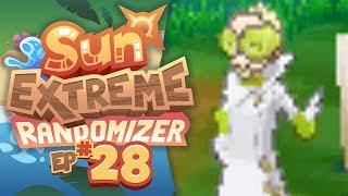 THIS GUY SECRETLY EATS THE SLOWPOKE TAILS... - Pokemon Sun Extreme Randomizer (Episode 28)