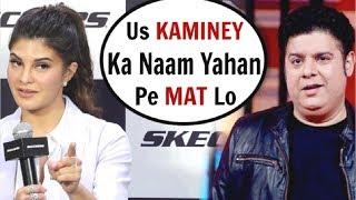 Jacqueline Fernandez ANGRY Reaction On Ex Sajid Khan #MeToo Movement India
