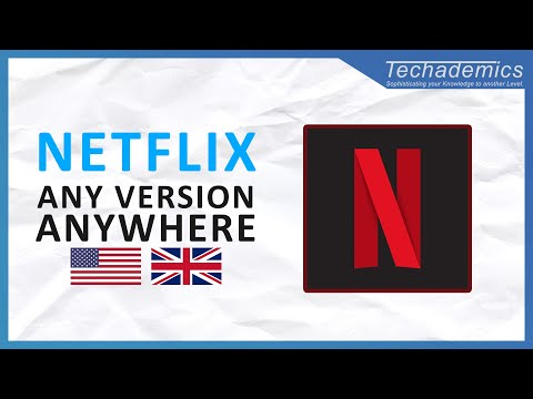 How To Watch Netflix Anywhere In The World - Full Guide! 📺