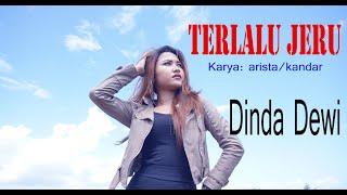 Dinda Dewi - Terlalu Jeru - Dj Santuy  Full Bass