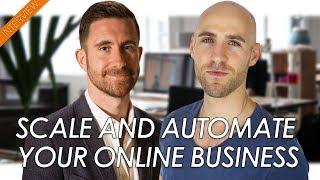 How To Scale And Automate Your Online Business