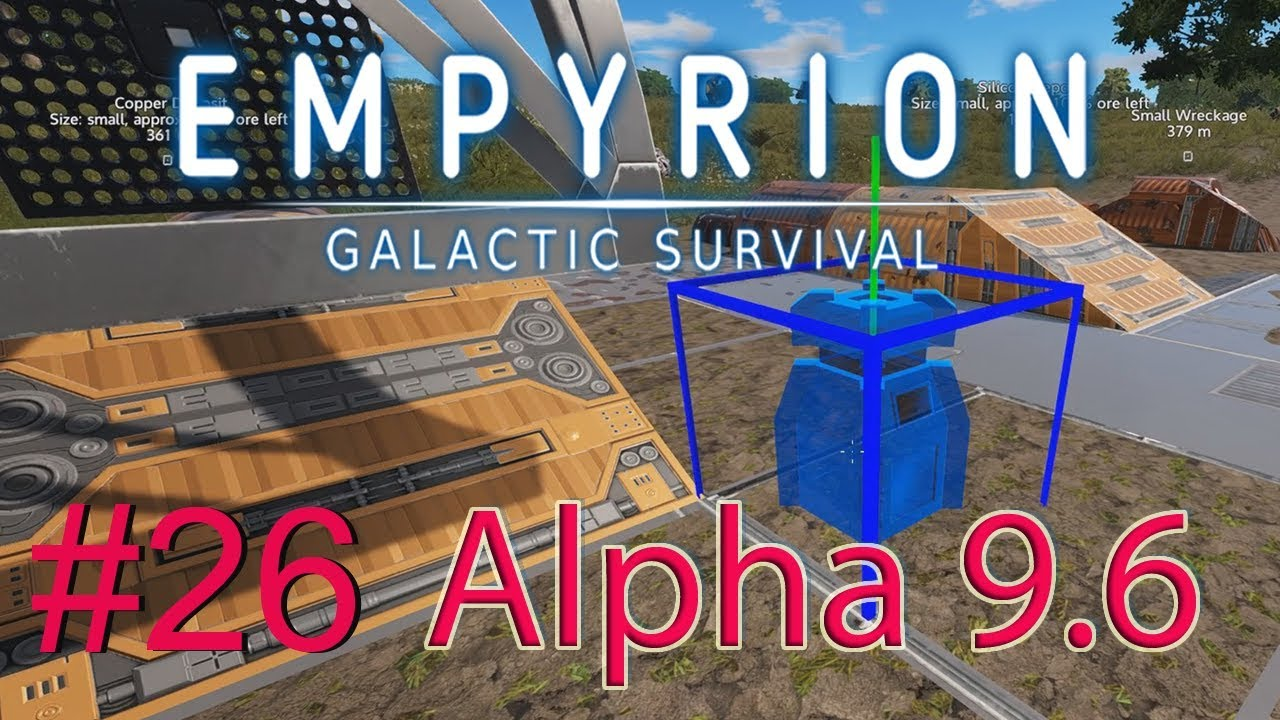 Warp Drive :: Empyrion Galactic Survival Gameplay (Alpha 9 ...