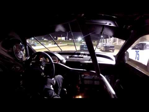 Belle Clair Speedway Pro 4 Feature 4-11-14