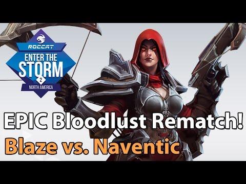 Blaze vs Naventic - ETS NA 2 Playoffs LB - G2
