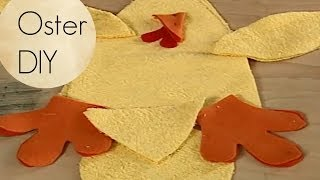 DIY: Bine Brändles Osterdeko: Osterhühner selber basteln