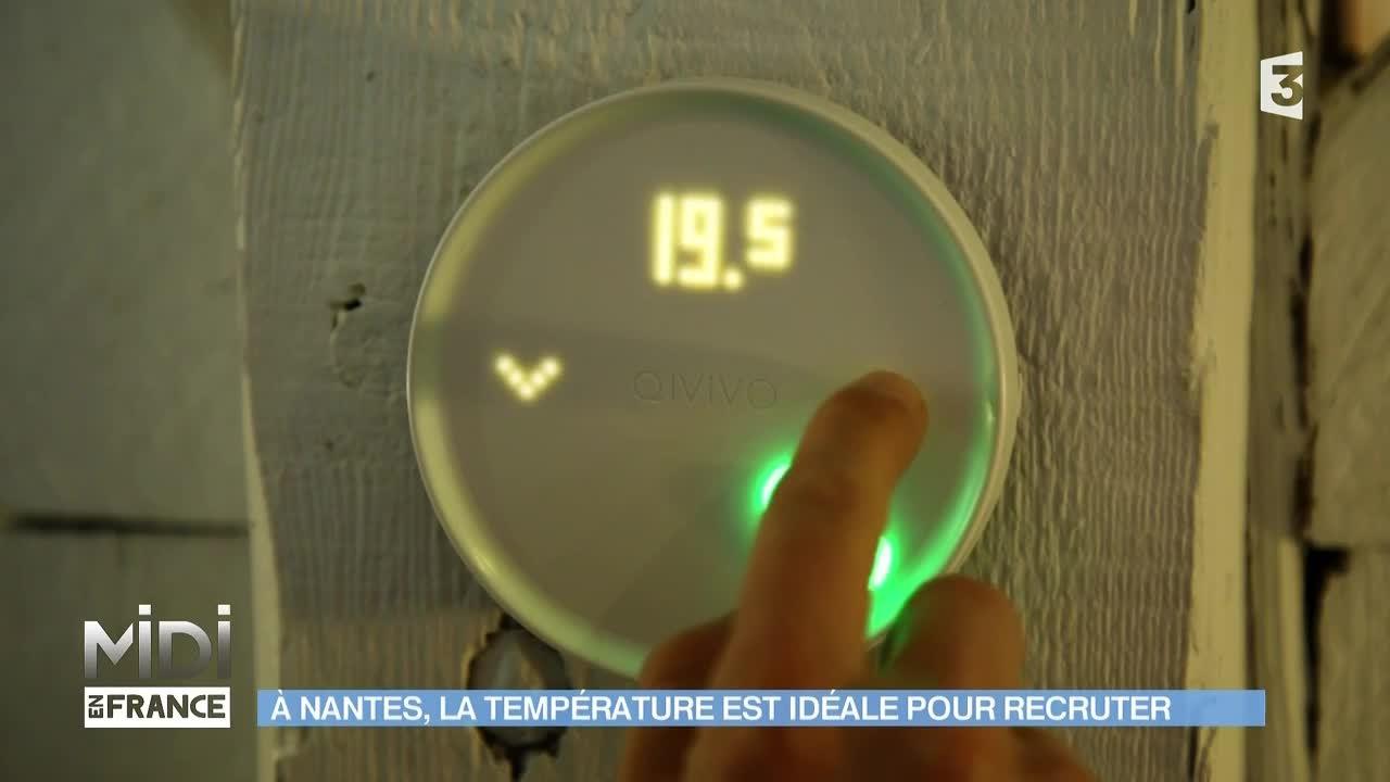Made in france nantes la temp rature est id ale pour recruter youtube - Temperature ideale pour chambre bebe ...