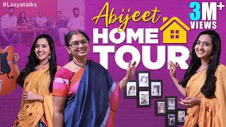 Abijeet Home Tour | Lasya Manjunath | Abijeet | #BiggBossTelugu4 | Latest Videos | Lasya talks