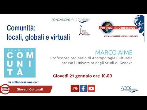 """Festiva delle Conoscenze: """"Comunità: locali, globali e virtuali"""""""