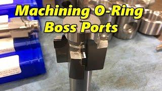SNS 163 Part 2: Machining O-Ring Boss Ports