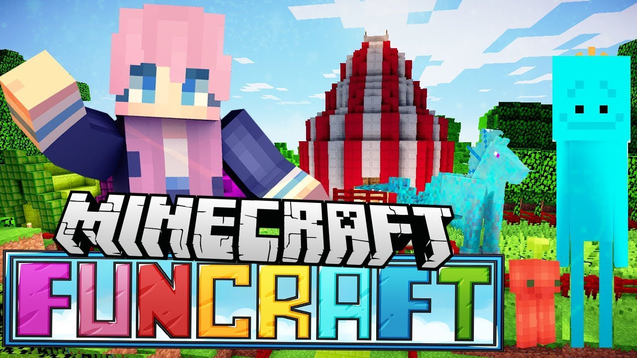 Download LDShadowLady's Weird Circus!   Ep. 9   Minecraft FunCraft