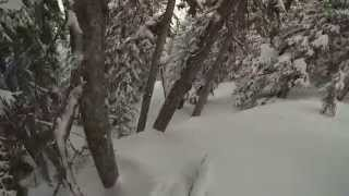 Vail Powder Turns and Cliff Drops February 2014 Thumbnail