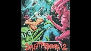 Splatterhouse 2 - Megadrive Review - Dark Room Games