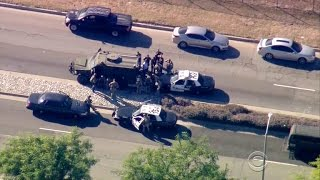 Multiple attackers in San Bernardino shooting